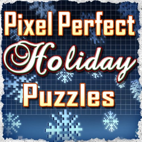 Pixel Perfect Holiday Puzzles