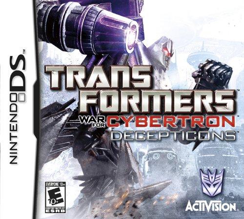 Transformers Cybertron Decepticon