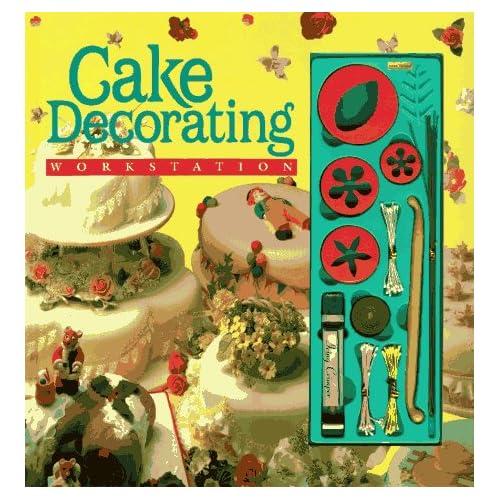 Cake Decorating workstation (Workstations): Jenny Harris