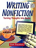 img - for Writing Nonfiction: Turning Thoughts into Books, 4th ed. Large Print. book / textbook / text book