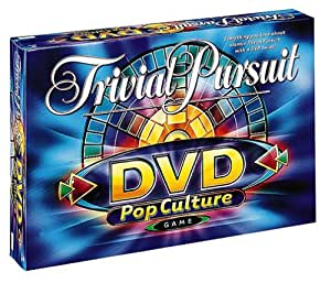 Trivial Pursuit POP Culture DVD Game