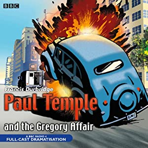 Paul Temple and the Gregory Affair | [Francis Durbridge]