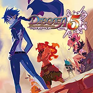 Disgaea 5: Alliance Of Vengeance - PS4 [Digital Code]