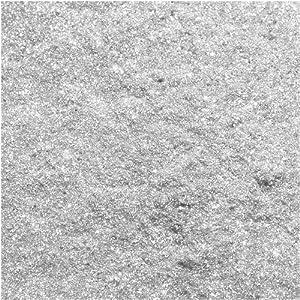 Paillettes crystal clay poudre de mica perle blanche for Peinture avec paillette de mica