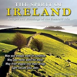 Spirit of Ireland 2015 Wall Calendar