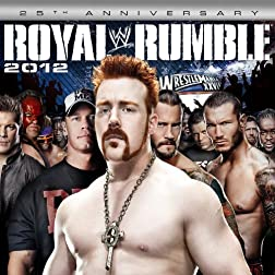WWE Royal Rumble 2012