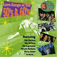 Love Songs of the 50's & 60's