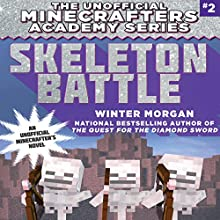 Skeleton Battle Audiobook by Winter Morgan Narrated by Nicol Zanzarella