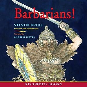 Barbarians! Audiobook