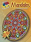 img - for 3-D Coloring Book--Mandalas (Dover 3-D Coloring Book) by Bartfeld, Martha, Hutchinson, Alberta (November 11, 2011) Paperback book / textbook / text book