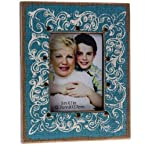 Burlap Photo Frame