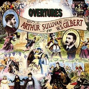 Gilbert And Sullivan Overtures