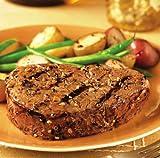 Complete Filet Mignon Dinner - 4 Prince Premium Filet Mignons & Dessert (Filets, Potatoes, Peapods, Bread, Cheesecake)
