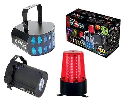 American dj Lights Light System dj Package