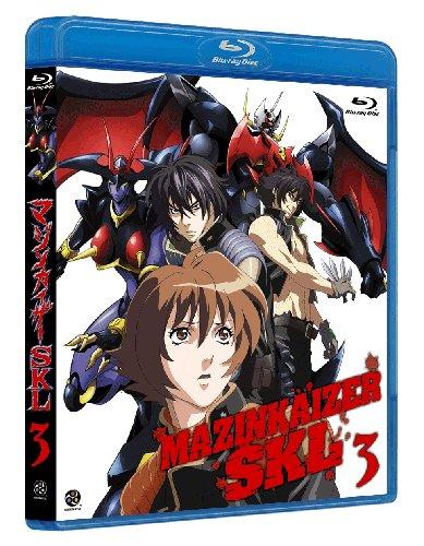 マジンカイザーSKL 3<最終巻> [Blu-ray]