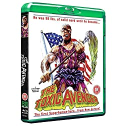 The Toxic Avenger [Blu-ray]