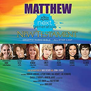 (24) Matthew, The Word of Promise Next Generation Audio Bible Audiobook