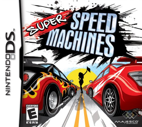 Super Speed Machines - Nintendo DS - 1