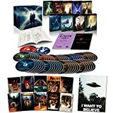 【Amazon.co.jp限定】X-ファイル コレクターズブルーレイBOX(「I WANT TO BELIEVE」B2サイズポスター1枚、ポストカード10枚セット付き) (57枚組)(初回生産限定) [Blu-ray] -