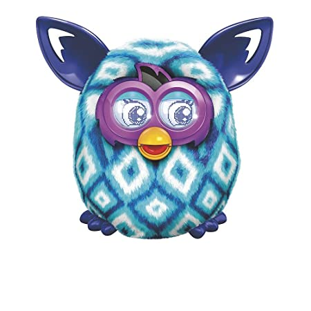 Furby Boom - Blue Diamonds by Hasbro (English Manual)