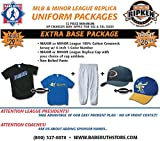 Anaconda Sports® Extra Base Baseball Team Uniform Package (Call 1-800-327-0074 to order)