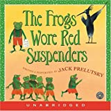 The Frogs Wore Red Suspenders CD