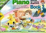 YOUNG BEGINNER PIANO METHOD BOOK 3 BK/CD (Progressive Young Beginners)