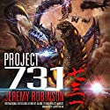 Project 731: A Kaiju Thriller Audiobook by Jeremy Robinson Narrated by Jeffrey Kafer