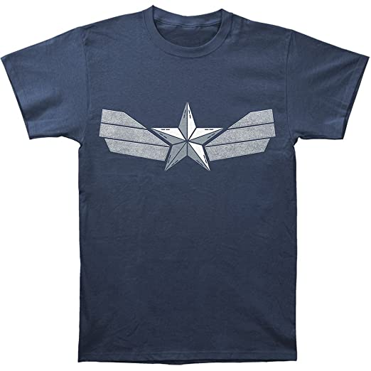Marvel Captain America Winter Soldier Suit Adult T-shirt M
