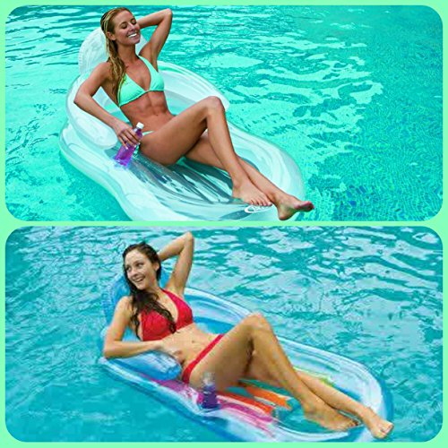 Intex King Kool Lounge Intex Floating Comfort Lounge