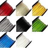 rigid.ink - 10m Samples of the Best Pure PLA 1.75mm Filament for 3D Printers and Pens