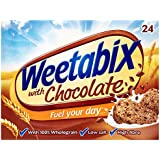 Weetabix Chocolate Biscuits 24 (Pack of 5)