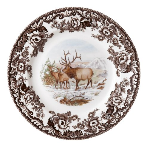 Wildlife Dinnerware Shop Everything Log Homes