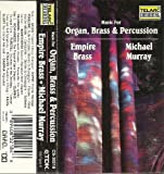 Music for Organ, Brass (Audio Cassette)
