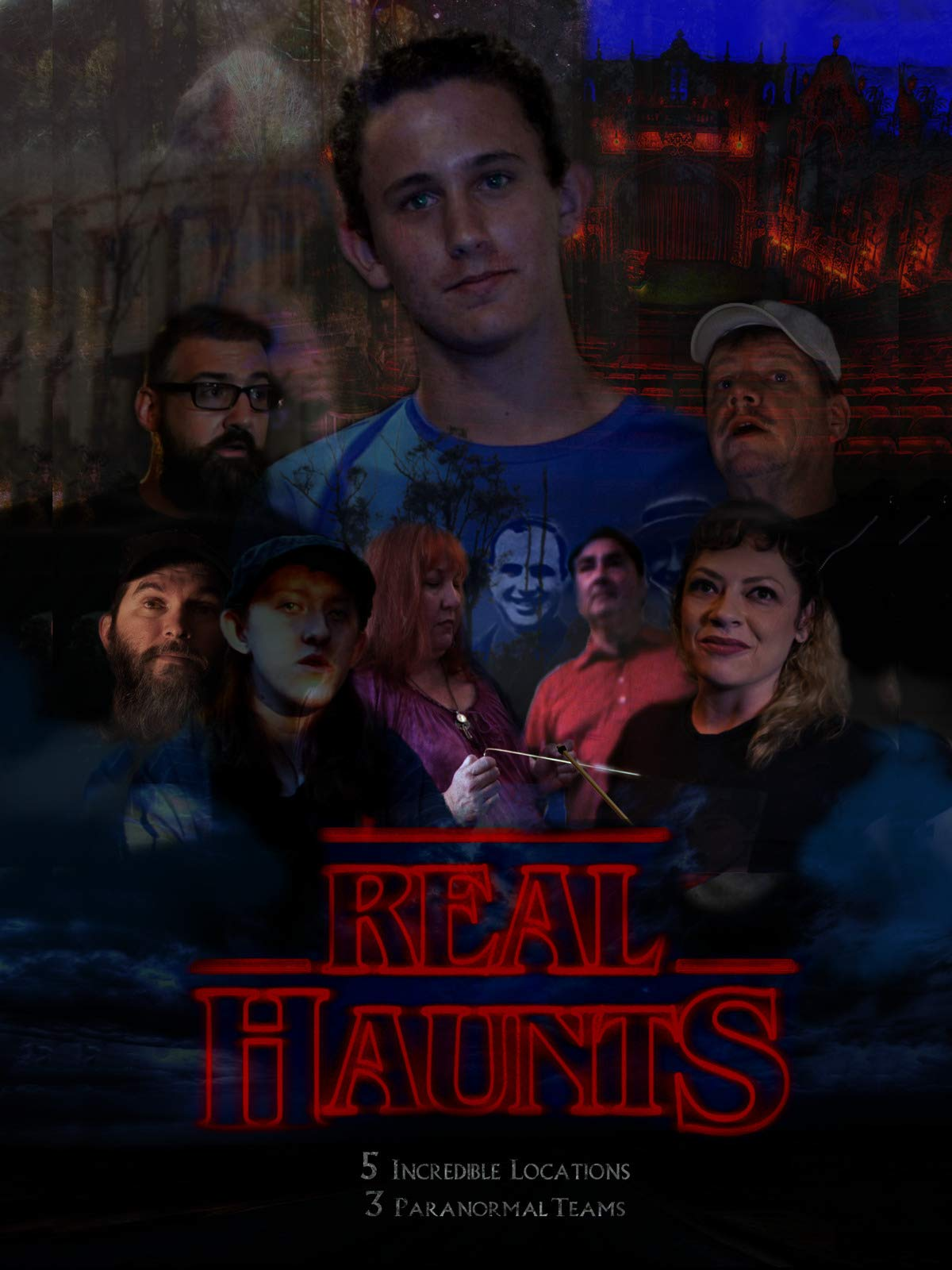 Real Haunts on Amazon Prime Video UK