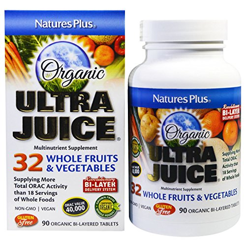 Nature's Plus Ultra Juice -- 90 Tablets (Found Juice compare prices)