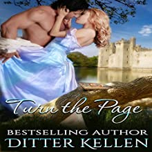 Turn the Page: Turn the Page Series Book 1 (       UNABRIDGED) by Ditter Kellen Narrated by Stevie Zimmerman