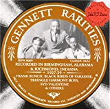 Gennett Rarities: Recorded In Birmingham, Alabama & Richmond, Indiana 1927-1929