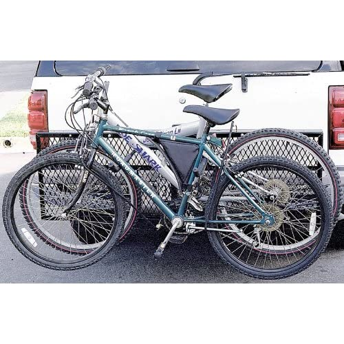 Amazon.com: Larin TGB-500 Rear Cargo Carrier w/Bike Rack