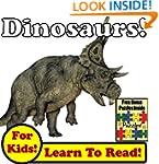 """Dinosaur Children's Book: """"Dark Dinos..."""