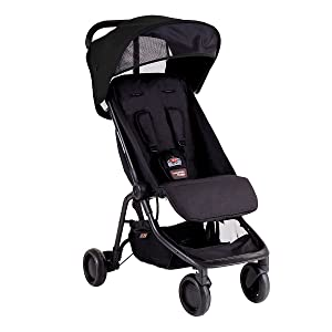 Mountain Buggy Nano Lightweight Stroller Review