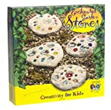 Creativity For Kids Enchanted Garden Stones