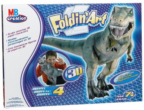 Foldin Art - T-Rex