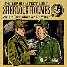Die Sultaninen (Sherlock Holmes: Aus den Tagebüchern von Dr. Watson) Hörbuch von Gunter Arentzen Gesprochen von: Detlef Bierstedt