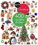 Eyelike Christmas: 400 Reusable Stickers