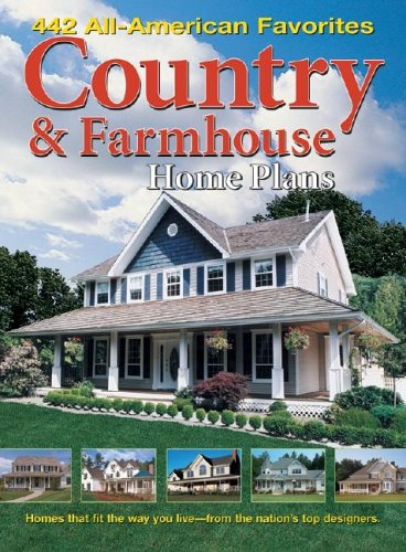 Country & Farmhouse Home Plans - Garlinghouse Company - 1893536106 - ISBN:1893536106