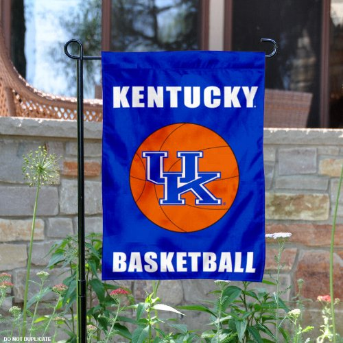 UK Wildcats Basketball Garden Flag and Yard Banner at Amazon.com