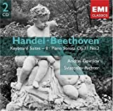 Handel:Keyboard Suites, Vol. 2; Beethoven: Piano Sonata, Op. 31/2