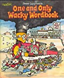 Peter Lippman's One and Only Wacky Wordbook (0307633799) by Lippman, Peter