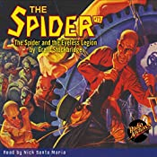 The Spider #73: The Spider and the Eyeless Legion | Grant Stockbridge